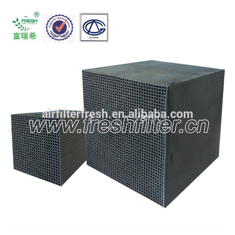 FRESH good quality honeycomb activated carbon
