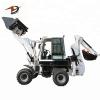 Factory supply with CE certificate tractor loader backhoe loader with