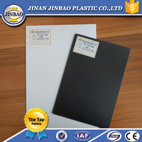 1mm hot selling color PVC foam Board sheet for photo album