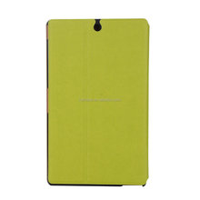 free sample leather PU case for Sony Xperia Z3 Tablet case, for sony Z3 tablet Case
