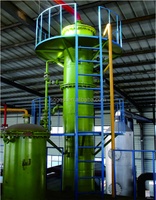 11th generation advanced used engine oil waste crude oil recycling plant for diesel