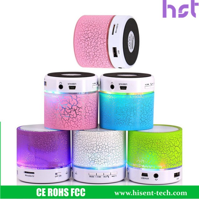 2016 invention oem mini rechargeable bluetooth speaker