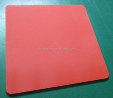 High quality heat resistant silicone rubber pads, heat transfer silicon pads