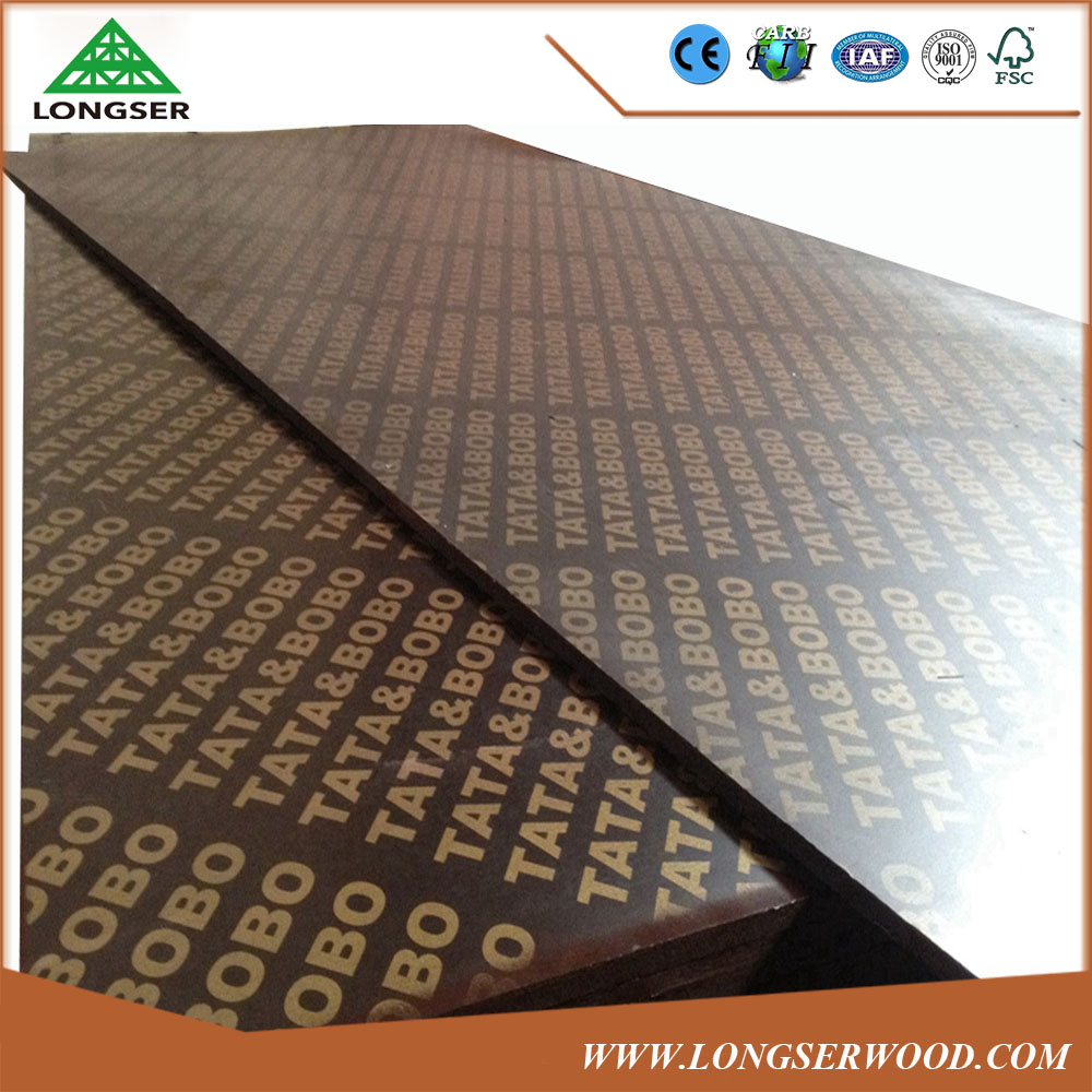 Longser Linyi factory prices of construction plywood for distributor