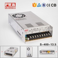 ac-dc 400w 175-240v LED Drivers Power Supplies ac 110v/220v dc constant voltage 13.8v dc regulated switching power supply