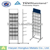 Chromeplated Wire Rack Display