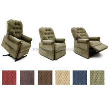 2016 Living room products Aged care leather lift recliner chair