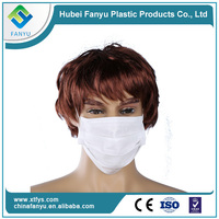 disposable spot welding with earloop face mask