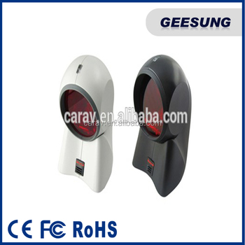 Omnidirectional barcode scanner, 2D barcode scanner