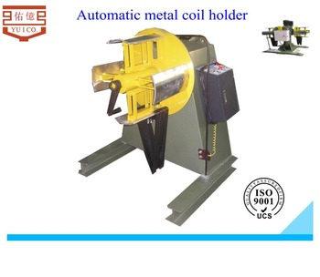 Chinese manufacturer metal strip coil automatic recoiler and decoiler