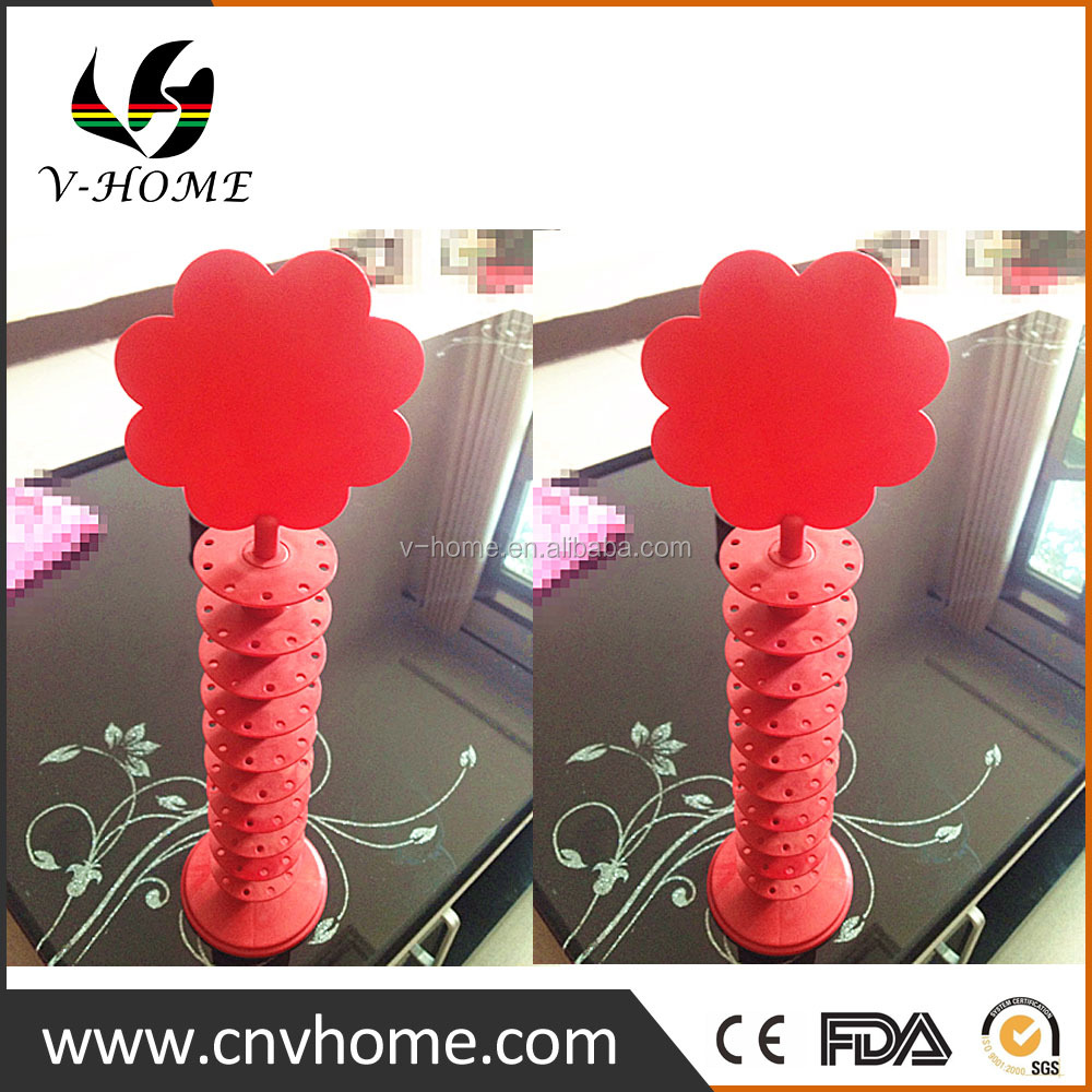 Beautiful Good Quality Colorful PP Lollipop Display Stand