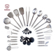 Hot sale factory price stainless steel kitchen accessories sets