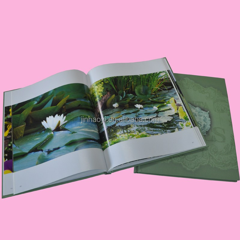 baby album fabric photo album printing hardcover photo book