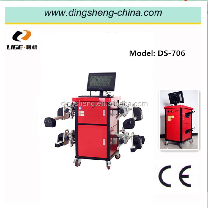 Supplying CCD Wheel Alignment with CE