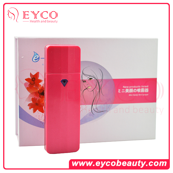 Eyco beauty nano mist spray /Mini facial sprayer for facial for face electric facial massager