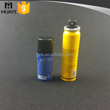 wholesale air freshener aluminum spray bottles with spray and caps
