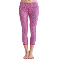 Womens wearing tightly sport legging seamless yoga pant
