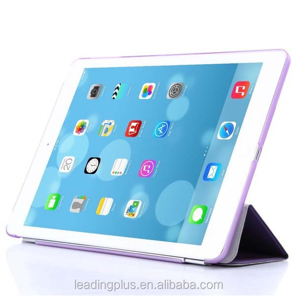 Smart cover for iPad Air tablet case soft sleeve cover