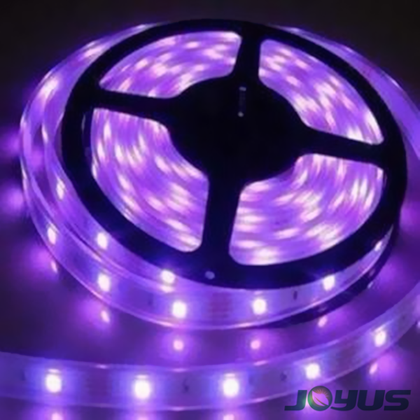 shopping waterproof 365nm uv rgb led flexible strip light