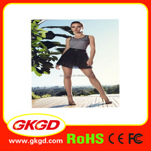 GKGD High brightness indoor P2.5 stadium clock led display
