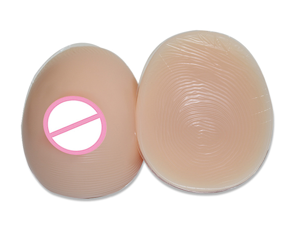 Good Looking Touching Full Shape Sexy Silicone Breast Forms for Men Cross Dressing 500g Per Pair Free Shipping Boobs