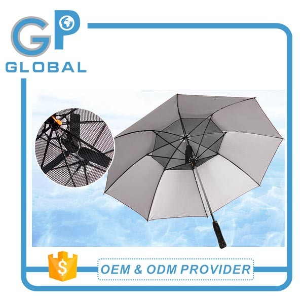 Custom made cheap solar promotional adversting printed ads gift umbrella