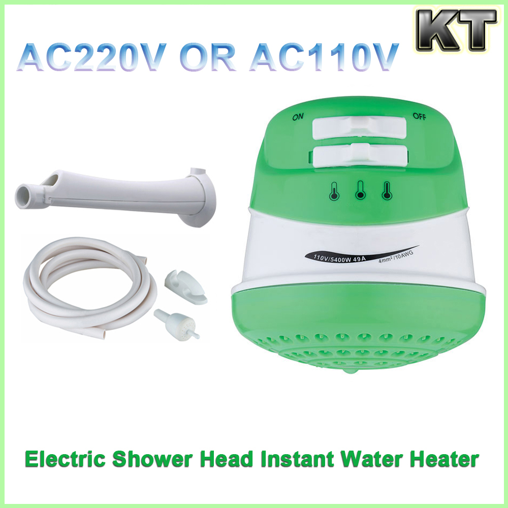 Cheap Price Wall Mounted Installation Instant Capacity Electric Shower Geyser