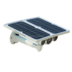 Outdoor bullet solar wifi ip camera 720p wireless support iPhone/Android/Tablets remote monitoring