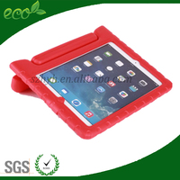 new arrival waterproof shockproof square shape rubber tablet case EVA tablet pc case for ipad 2 ipad 3 ipad 4