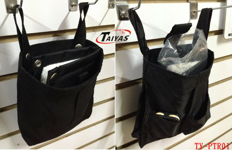 Referee bag & baseball pine tar rag