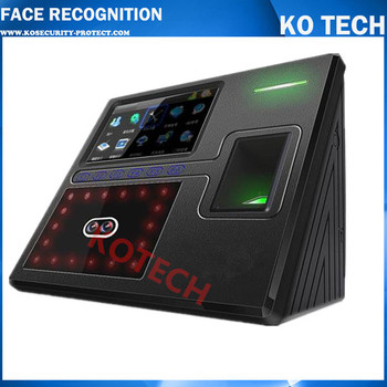 KO-FACEA106 Factory Price Web Face Recognition Attendance
