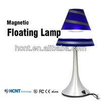 new magnetic floating table lamp!shabby chic home decor!