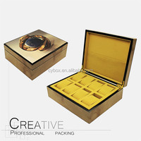 Handmade factory wood watch storage boxes for hot selling