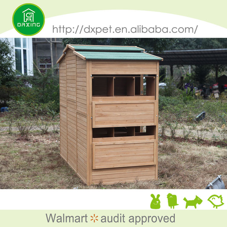 DXH020 cheap price large size chicken coop pen