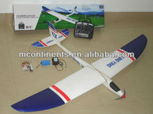 3 channel RC big airplane