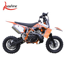 New Fashion 2 Stroke Kids Mini Gas Motorcycle 50CC