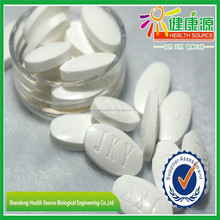 GMP Certified 100% Vitamin C chewable tablet oem manufacturer