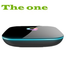 New Chip Q-BOX 2GB/16GB Amlogic S905 Quad Core Andorid 5.1 Q BOX TV BOX 2.4GHz/5G WiFi BT4.0