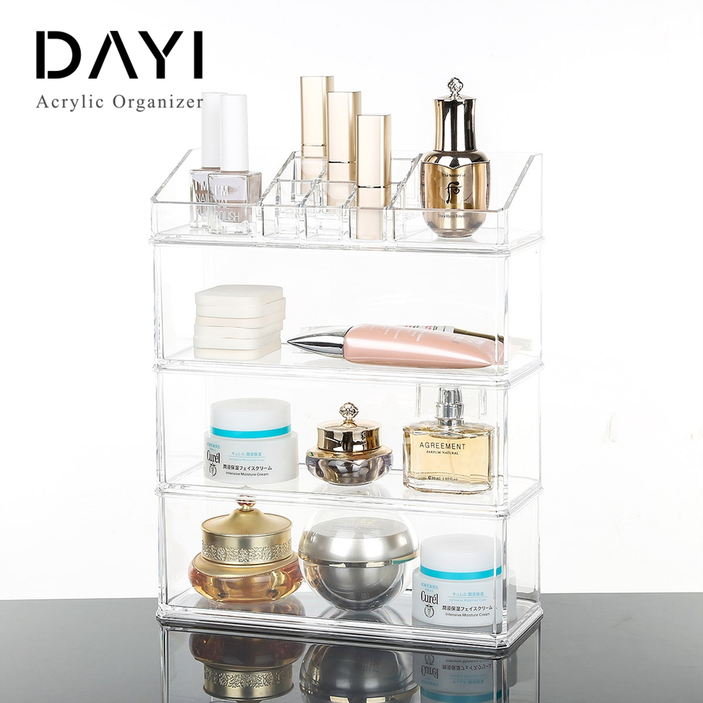 jewelry display cases cosmetic makeup display stand