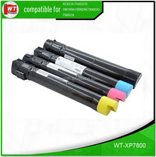 XP7800, Use for Xerox Phaser 7800/7800DN/7800DX/7800GX, OEM code: 106R01566/67/68/69