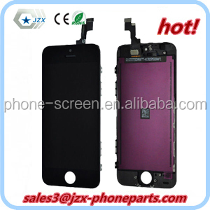 Factory price 4.0 inch touch LCD screen for iphone 5S