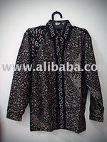 Batik katun clothes