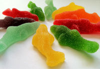 Dolphin soft candy, Custom shape sweets, Confectionery