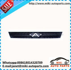 Front grille for chinese car chery M11 A3 auto spare parts