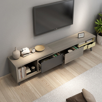High Quality Modern Home Made Tv Cabinet Living Room Furniture Wooden Tv Cabinet Designs