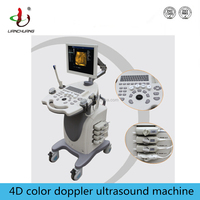 MDK-9900 Cardiac Color Doppler Ultrasound Machine Price Medical 2D 3D 4D Echocardiography Ecografo Echo Machine