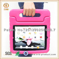 Durable eva foam kids tablet case for ipad /ipad mini hanging case