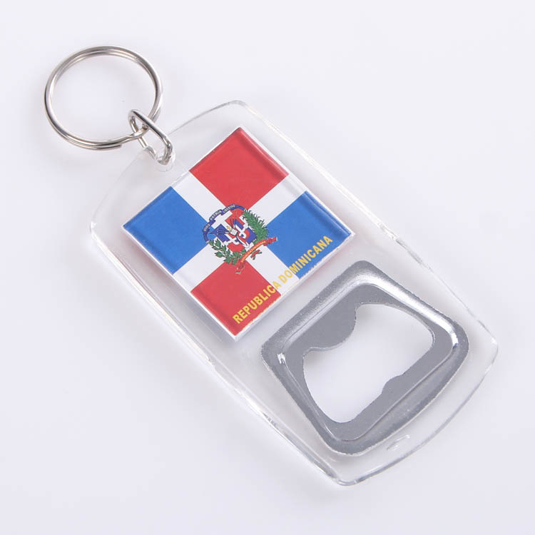 cheap beer promotional giveaways keychains products china