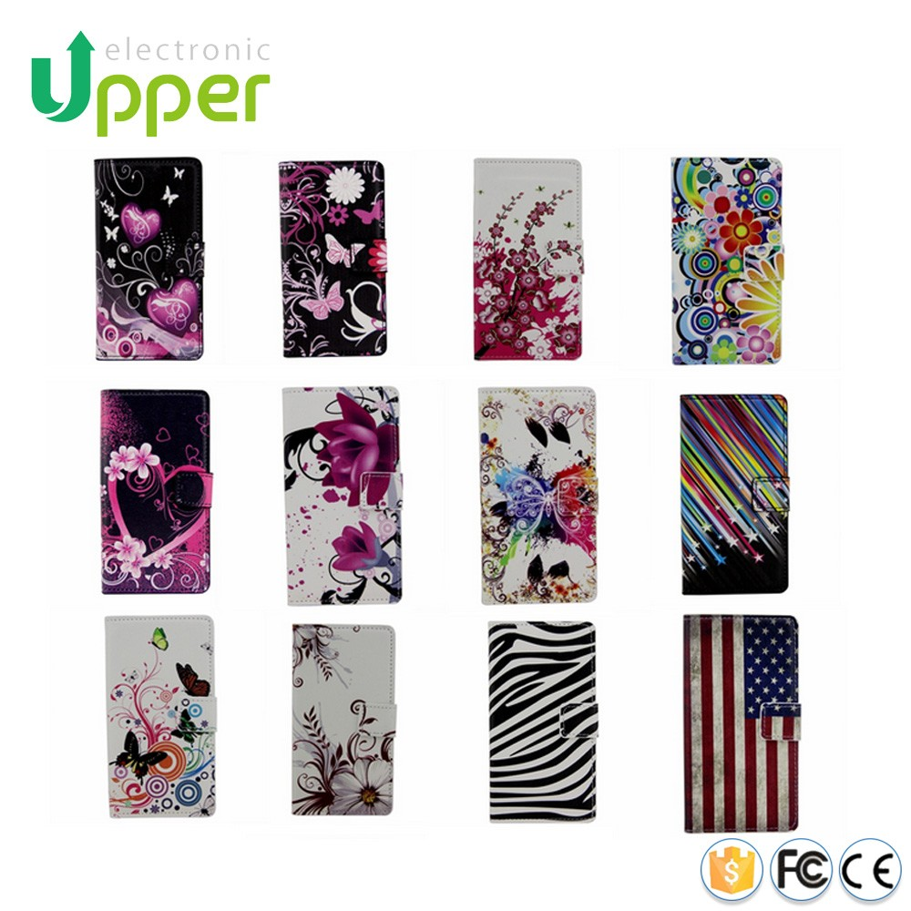 2016 China supplier flip leather case cover for samsung galaxy grand 2 trend 2 lite note gt-n7000 mini s5570 a8