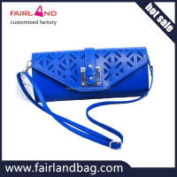 hot sale designer women fashion leather lady handbag OEM factory